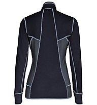Salewa Puez Melange 2 - giacca in pile trekking - donna, Dark Blue