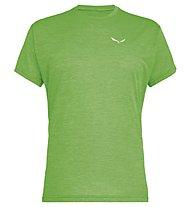 Salewa Puez Melange Dry - T-shirt trekking - uomo, Light Green