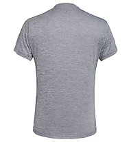 Salewa Puez Melange Dry - Funktionsshirt kurz - Herren, Grey