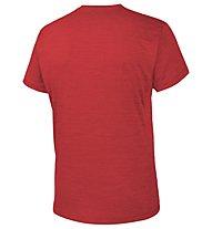 Salewa Puez Melange Dry - Funktionsshirt kurz - Herren, Red
