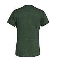 Salewa Puez Melange Dry - T-shirt trekking - uomo, Dark Green