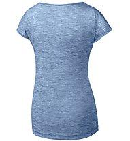 Salewa Puez Melange Dry - T-shirt trekking - donna, Blue