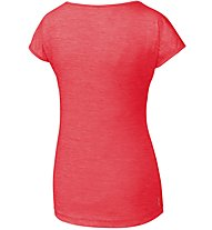 Salewa Puez Melange Dry - T-Shirt Kurzarm - Damen, Light Red
