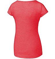 Salewa Puez Melange Dry - T-Shirt Kurzarm - Damen, Light Red