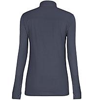 Salewa Puez Minicheck2 Dry - Bluse Langarm - Damen, Blue