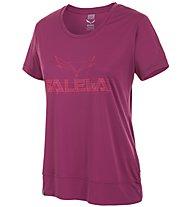Salewa Puez Mountain Dry - T-Shirt Trekking - Damen, Violet