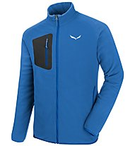 Salewa Puez Plose 4 PL - Fleecejacke Trekking - Herren, Light Blue