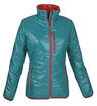 Salewa Puez - giacca ibrida trekking - donna, Green