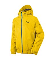 Salewa Puez Powertex 2L Jacke Kinder, Ringlo