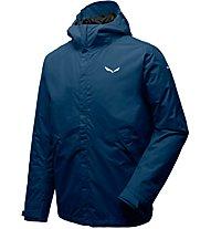 Salewa Puez PTX 2L - giacca hardshell trekking - uomo, Blue