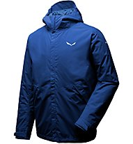 Salewa Puez PTX 2L - giacca hardshell trekking - uomo, Light Blue