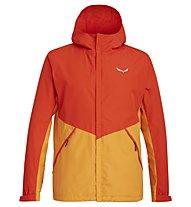 Salewa Puez PTX 2L - giacca hardshell trekking - uomo, Orange