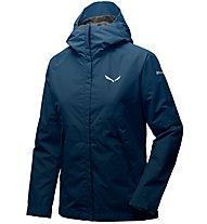 Salewa Puez PTX 2L - giacca hardshell - donna, Blue