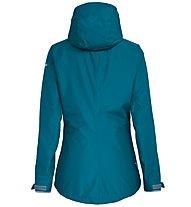 Salewa Puez PTX 2L - giacca hardshell - donna, Light Blue