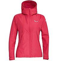 Salewa Puez PTX 2L - giacca hardshell - donna, Pink