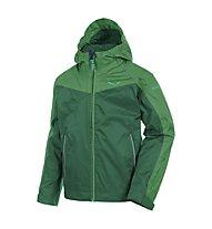 Salewa Puez RTC - giacca anti pioggia trekking -  bambino, Green