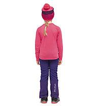 Salewa Puez Sw K - pantaloni trekking - bambino, Violet/Orange
