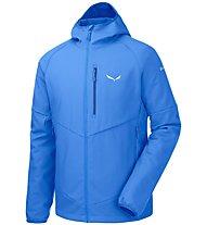 Salewa Puez Sw - giacca softshell - uomo, Light Blue