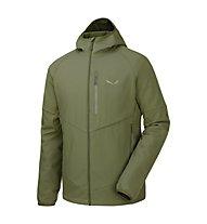 Salewa Puez Sw - giacca softshell - uomo, Green