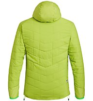 Salewa Puez TW CLT M Hood - giacca con cappuccio - uomo, Green