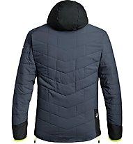 Salewa Puez TW CLT M Hood - giacca con cappuccio - uomo, Dark Blue/Black