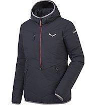 Salewa Puez Tw Clt - giacca con cappuccio trekking - donna, Blue