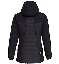Salewa Puez Tw CLT W Hood Jacket - Trekkingjacke Winter - Damen, Black