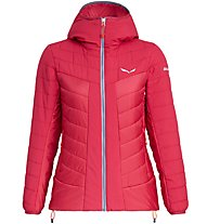 Salewa Puez Tw CLT W Hood Jacket - Trekkingjacke Winter - Damen, Red