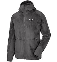 Salewa Puez Warm - Fleecejacke mit Kapuze - Herren, Grey