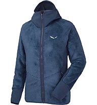 Salewa Puez Warm Pl - Fleecejacke Wandern - Damen, Blue