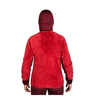 Salewa Puez Warm Pl - Fleecejacke Wandern - Damen, Red
