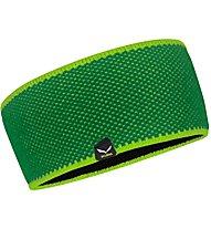 Salewa Puez - Stirnband Skitouren, Green/Light Green