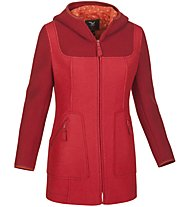 Salewa Punta Frida Wolljacke Damen, Red