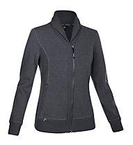 Salewa Ra Stua WO W Jacket - Giacca Tempo Libero, Carbon/Carbon