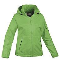 Salewa Raindrop RTC W Jacket giacca antipioggia donna, Bamboo
