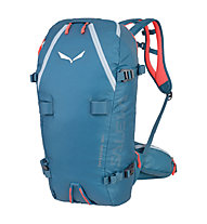 Salewa Randonnèe 30 WS - zaino scialpinismo - donna, Blue/Orange
