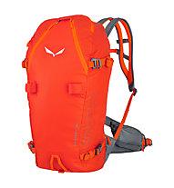 Salewa Randonnèe 32 - zaino scialpinismo, Orange/Grey