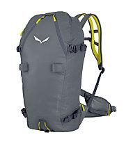 Salewa Randonnèe 32 - zaino scialpinismo, Grey/Yellow