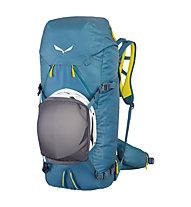 Salewa Randonnèe 36 - zaino scialpinismo, Blue/Yellow