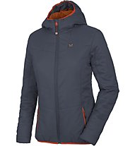 Salewa Rasciesa 2 - giacca con cappuccio trekking - donna, Blue