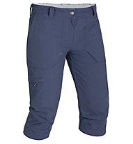 Salewa Ray 5C 2.0 Dry'ton pantaloni corti trekking donna, Abyss