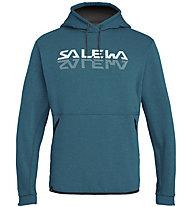 Salewa Reflection 2 Dry Hoody - Kapuzenpullover - Herren, Blue/White/Black