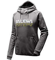 Salewa Reflection Dry - Kapuzenpullover Bergsport - Damen, Grey