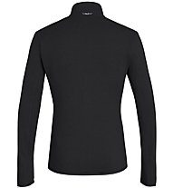 Salewa Rocca 2 PL - giacca in pile - uomo, Black
