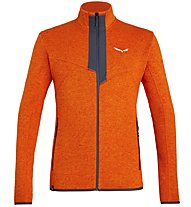 Salewa Rocca 2 Pl - Fleecejacke Trekking - Herren, Orange