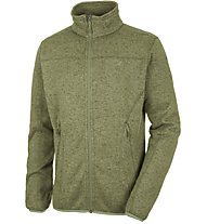 Salewa Rocca Pl - giacca in pile - uomo, Light Green