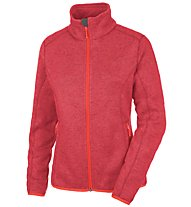 Salewa Rocca - giacca in pile - donna, Light Red