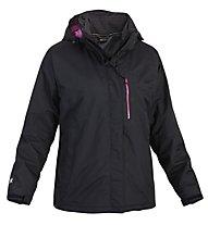 Salewa Roen PTX/PL W 2x Jacket Giacca doppia Donna, Black