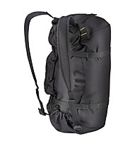 Salewa Ropebag - sacca portacorda, Black/Citro