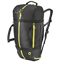 Salewa RopeBag XL - Kletterrucksack, Black/Citro